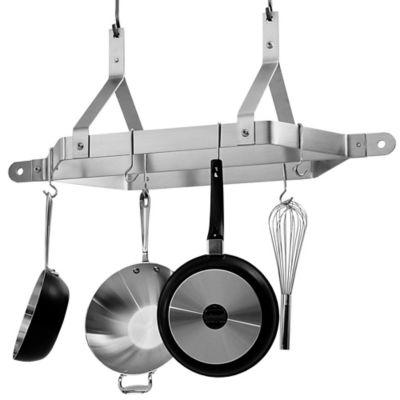 Cookware Organizer Pot Rack