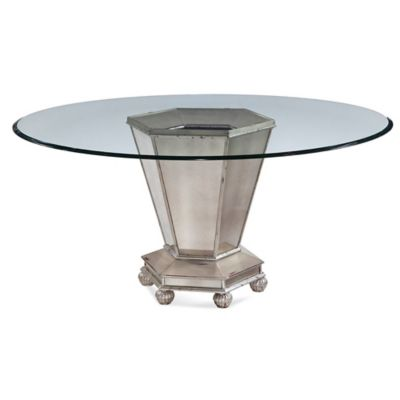 Bassett Mirror Company Reflections Dining Table