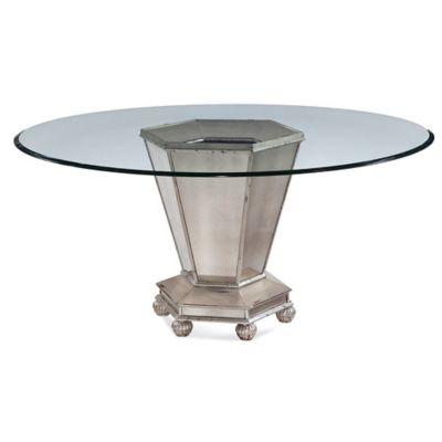 Bassett Mirror Company Reflections Dining Table