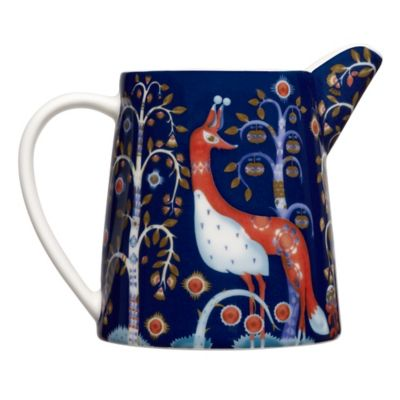 Iittala Taika Pitcher in Blue