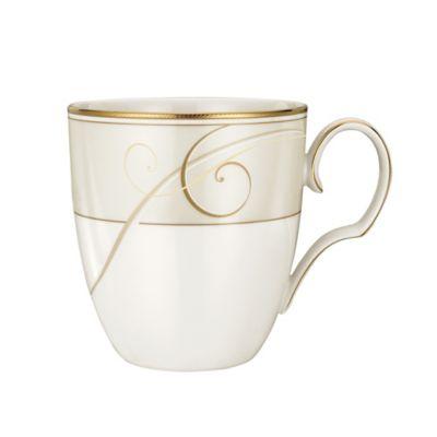 Golden Wave Mug