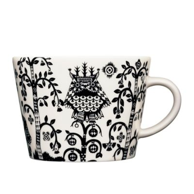 Iittala Taika Teacup in Black