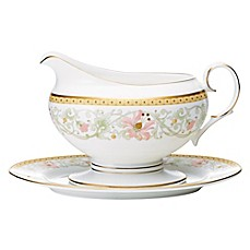 Noritake® Blooming Splendor Gravy with Tray