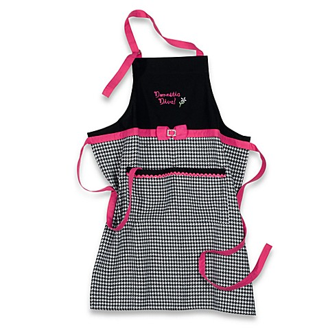 Domestic Diva Adult Apron