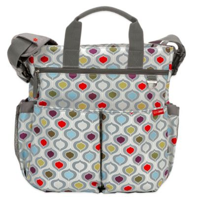 SKIP*HOP® Duo Signature Diaper Bag in Multi Pod