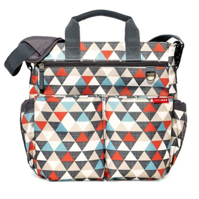 SKIP*HOP® Duo Signature Diaper Bag in Triangle