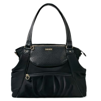 SKIP*HOP® Day to Night Satchel Diaper Bag in Black