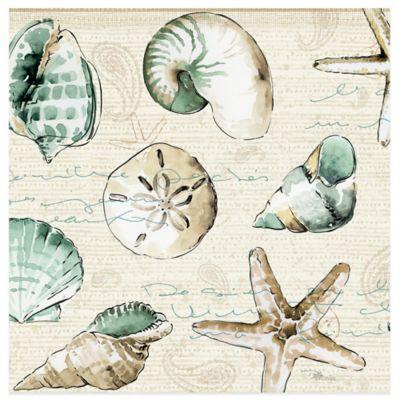 Thirstystone® Coastal Ocean Print Coaster