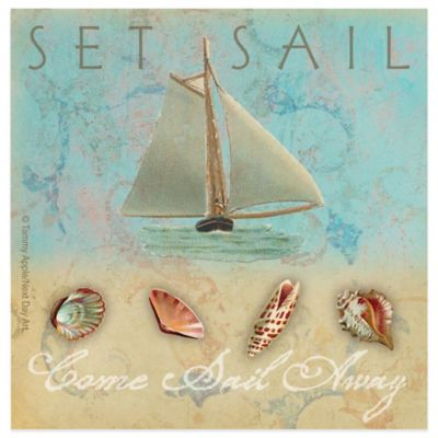 Thirstystone® Coastal Sail Away Coaster