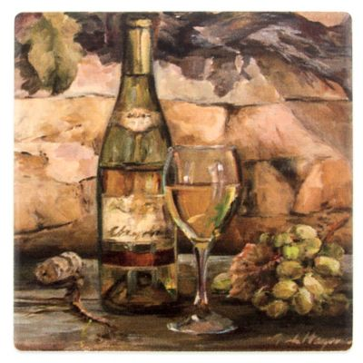 Thirstystone® White Wine Coaster