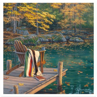 Thirstystone® Solitude By The Lake Coaster
