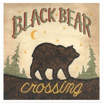 Thirstystone® Black Bear Crossing Coaster