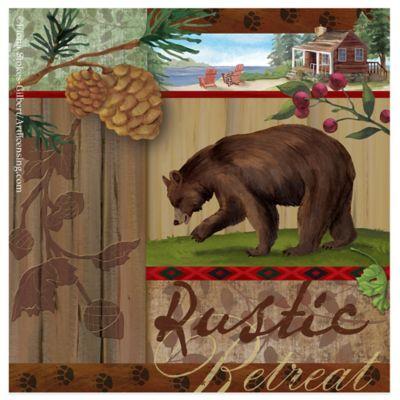 Thirstystone® Rustic Retreat Coaster