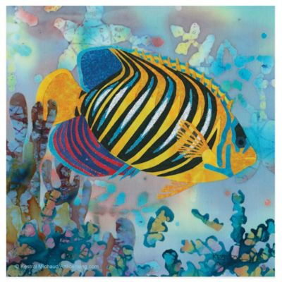 Thirstystone® Regal Angel Fish Coaster
