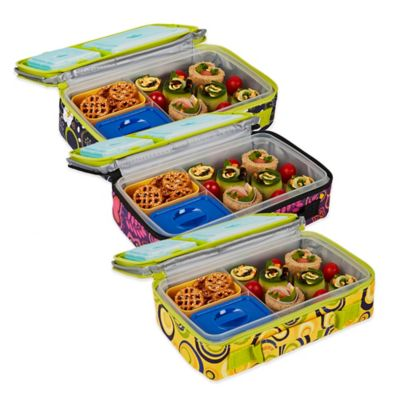 Fit & Fresh® Bento Lunch Box Kit in Yellow