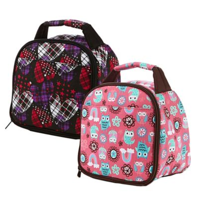 Fit & Fresh® Kids Gabby Insulated Lunch Bag in Pink