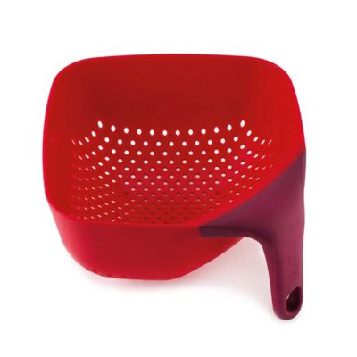 Joseph Joseph® Small Square Colander in Green