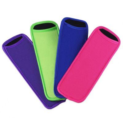 Zipzicle® Neoprene Ice Pop Sleeves in Multicolor (Set of 4)