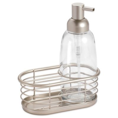 InterDesign® Forma Soap Pump Caddy