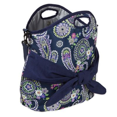 Fit & Fresh® Maui Insulated Beach Tote in Blue