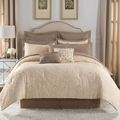Isabella 12-Piece Queen Comforter Set