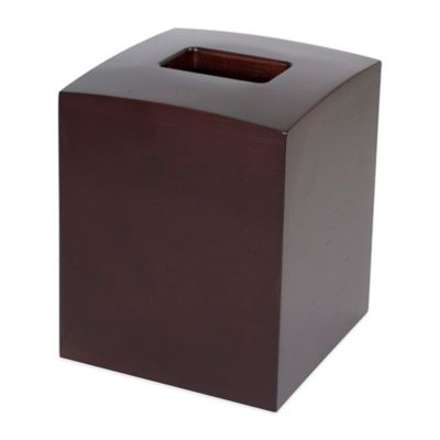 InterDesign® Kane Boutique Tissue Box Cover