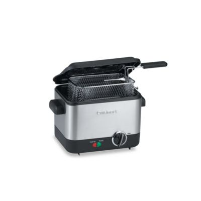 Cuisinart® Mini Deep Fryer