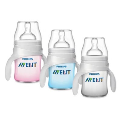 AVENT My Classic Trainer 4 oz. Cup in Pink
