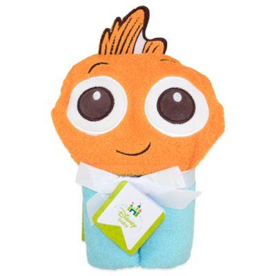 Disney® Nemo Woven Terry Puppet Towel