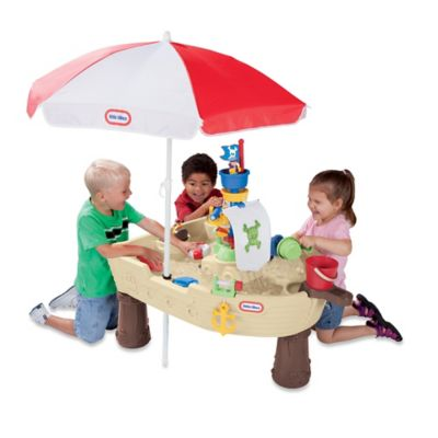 Little Tikes® Deluxe Anchors Away Pirate Ship with Canopy
