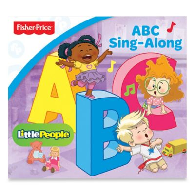 "Fisher-Price® Little People ""ABC Sing-Along"" CD"