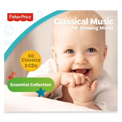 "Fisher-Price® ""Classical Music for Growing Minds"" CD Set"