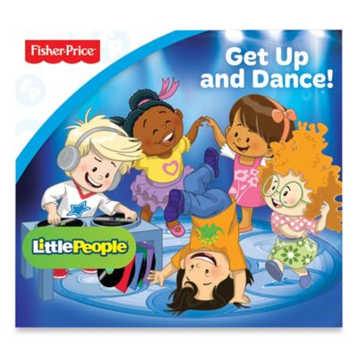 "Fisher-Price® Little People ""Get Up & Dance"" CD"