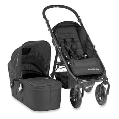 Bumbleride Indie 4 Stroller in All Black