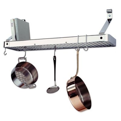 Chrome Pot Racks