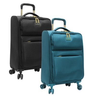 Nicole Miller NY Sophia 20-Inch Expandable Upright Spinner in Peacock