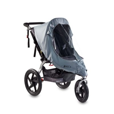 BOB® Duallie® Stroller Swivel Wheel Weather Shield