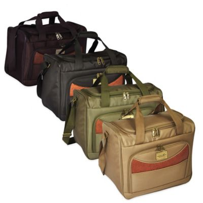 Brown Luggage Totes