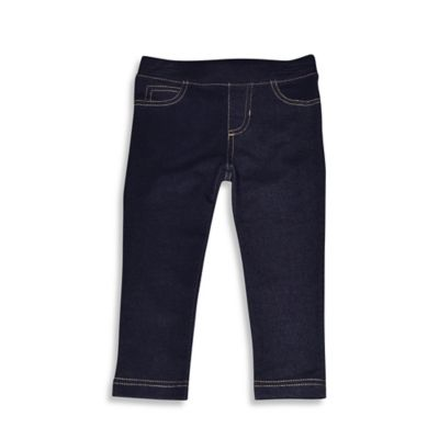 Kidtopia Size 12M Denim Knit Jegging