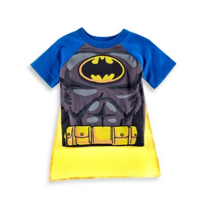 DC Comics Cape and T-Shirt Set