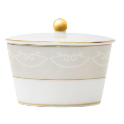 Monique Lhuillier Waterford® Cherish Covered Sugar Bowl