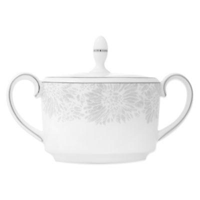 Vera Wang Wedgwood® Vera Chantilly Lace Imperial Sugar in Grey