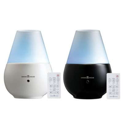 Serene House Vulcan II Aromatherapy Electric Diffuser in White