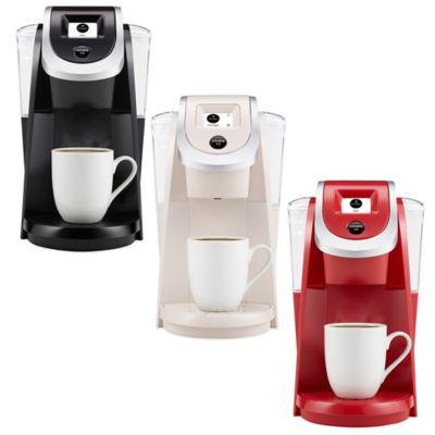Keurig® 2.0 K250 Coffee Brewing System in Sandy Pearl