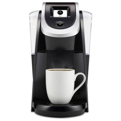 White Coffee Brewer
