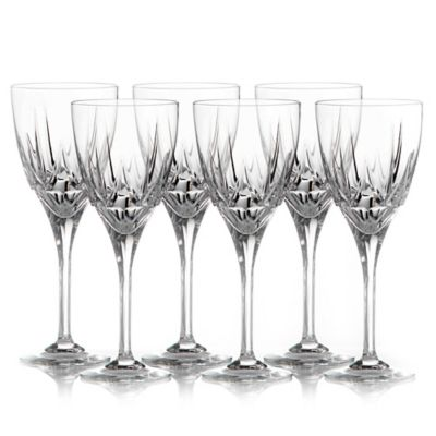 Royal Doulton Belvedere Wine Glasses by Waterford (Set of 6)