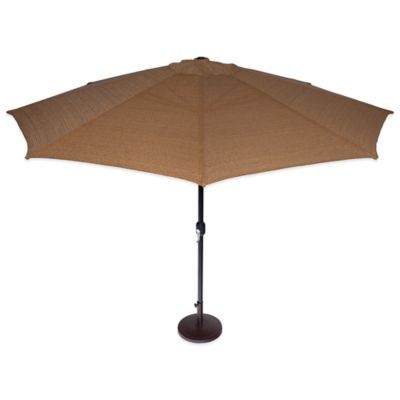 Coolaroo® 8-Foot 8-Inch Market Umbrella in Smoke