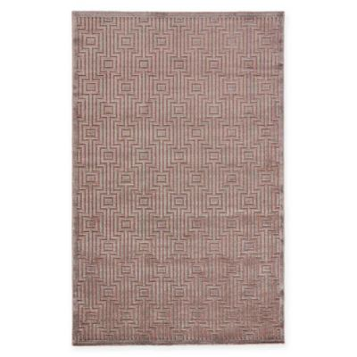 Jaipur Valiant 7-Foot 6-Inch x 9-Foot 6-Inch Area Rug in Grey/Taupe