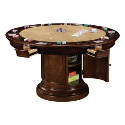 Hampton Cherry Game Room Furniture
