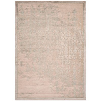 Jaipur Halcyon 2-Foot x 3-Foot Area Rug in Taupe/Green
